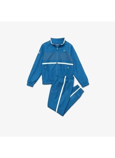 Lacoste Unisex Çocuk Sport Eşofman Takım WJ5409.A12 Mavi